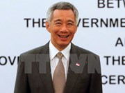Singaporean Prime Minister in Australia to boost ties