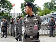 Thai police work to crush plots harming security