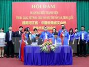 Vietnamese, Chinese youths foster exchanges