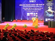 Call for Vietnamese firms to reach global standards