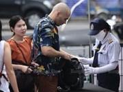 Thailand tightens security in Bangkok
