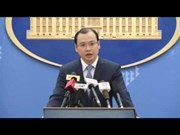 [Video] Foreign ministry hosts press conference