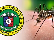 Philippines reports two new Zika cases