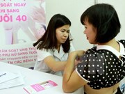 Breast cancer screening campaign starts in HCM City