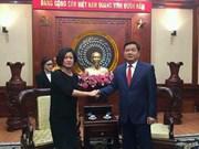 HCM City offers condolences for Thai King's death