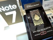 Vietnam Airlines bans Galaxy Note7
