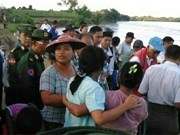 Myanmar: 32 killed in ferry accident