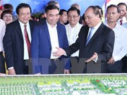 [Video] PM attends investment conference in Long An