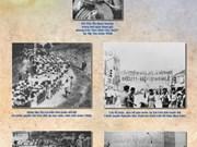 Photo collection of Ao Dai displayed in Da Nang