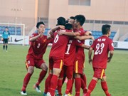 Vietnam in pole position for quarters berth