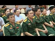 [Video] President attends Hanoi armed forces' anniversary