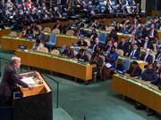 Vietnam pins high hopes on new UN Secretary General