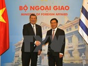 Vietnam, Uruguay to set up joint committee on trade cooperation