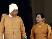 Myanmar President to visit Vietnam