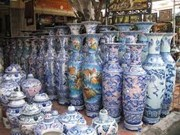 [Video] Thanh Ha pottery village preserves tradition