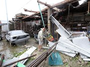 Typhoon Haima kills 12 Philippine people