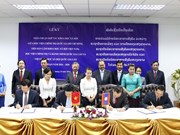 Vietnam, Laos foster cooperation in social science