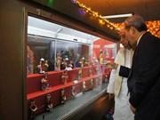 Vietnamese dolls get own space in Indian International Dolls Museum
