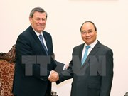 [Video] PM urges strengthened ties with Uruguay