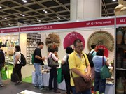 Vietnamese products attract attention at Hong Kong MEGA Show