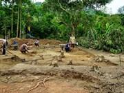 Tran-era artefacts found in Tuyen Quang province