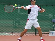 Tennis: Shiga wins Vietnam F7 Futures, F8 to begin