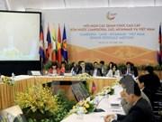 Senior officials prepare for regional summits in Hanoi