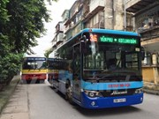 Belarus to support Hanoi in developing public transport