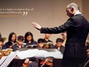 Vietnam National Academy of Music marks 60th birthday