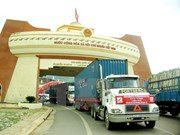 Vietnam, China enhance land border gate management
