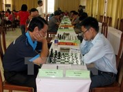 Vietnam to compete at regional senior chess tourney