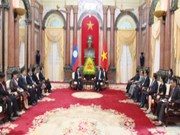 [Video] Vietnam, Laos strengthen bilateral ties