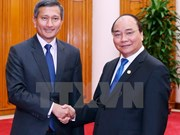 PM pledges all possible support for Singaporean investors