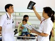 Japan helps Vietnam treat lung disease