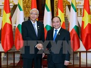 Prime Minister pushes for agricultural cooperation with Myanmar