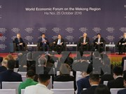 Leaders share measures for Mekong region development