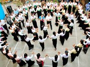 Xoe dance dossier for UNESCO recognition prepared