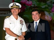 US commander thanks HCM City for help to search missing servicemen