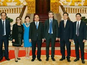 Vietnam, Italy ministries set up law, justice cooperation ties