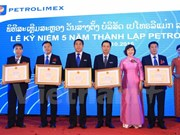 Petrolimex Laos – a bright spot in Vietnam's investment
