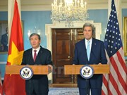 Top US diplomat emphasizes ties with Vietnam
