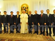 Vatican wishes to boost relations with Vietnam
