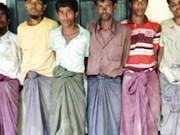 Myanmar arrests eight more border post attackers