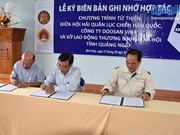 RoK supports schools improvement in Quang Ngai