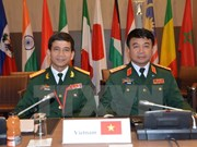 Vietnam attends peacekeeping conference in France