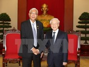 Myanmar President wraps up Vietnam visit