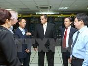 [Video] Vietnam News Agency, Prensa Latina leaders hold talks