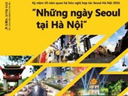 Programme enhances Hanoi-Seoul friendship