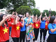 Dance for a stronger Vietnam