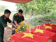 Teams set off for Cambodia to seek martyr remains